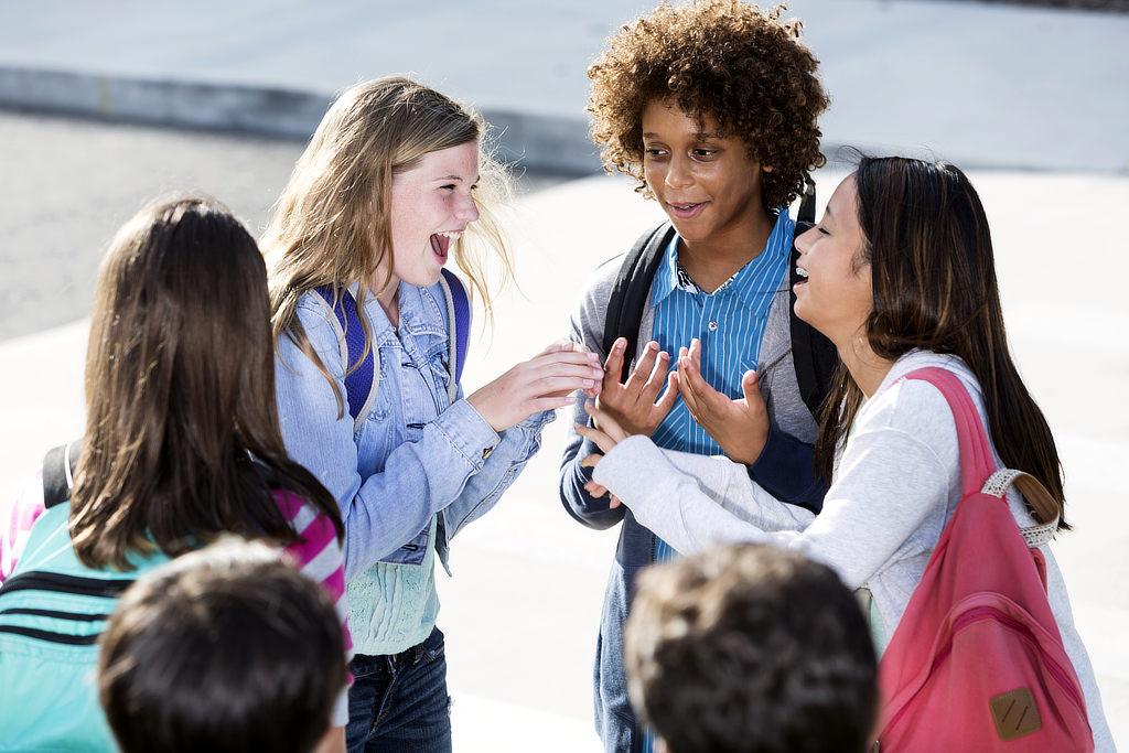 Themen beim CONVA Teenietraining