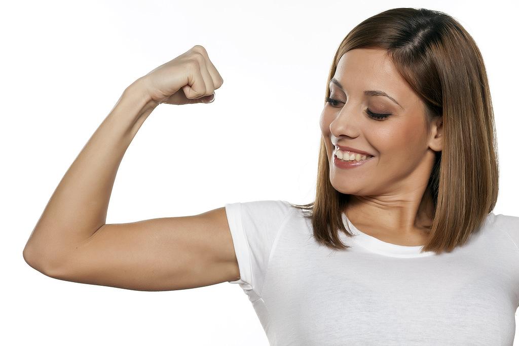 Trainingsziele beim CONVA Frauentraining