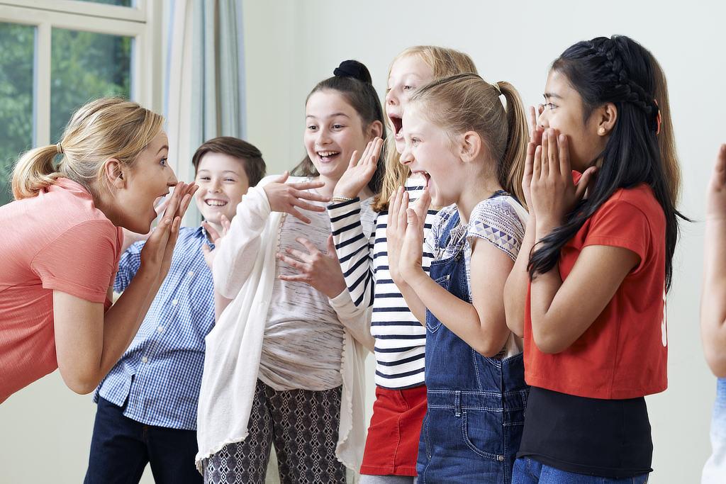 CONVA Sicherheitstraining Themen und Inhalte des Kindertrainings