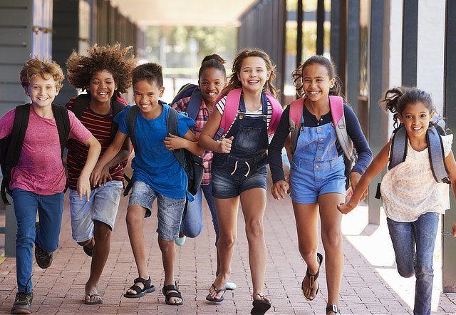CONVA Kindertraining