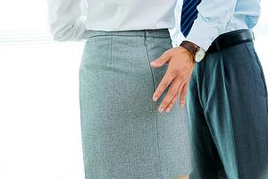 sexuelle Belästigung abwehren